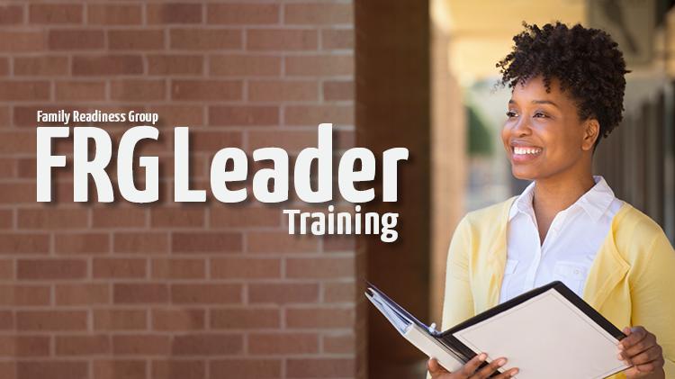 FRG Leaders Training