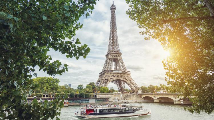 Day Trip to Paris