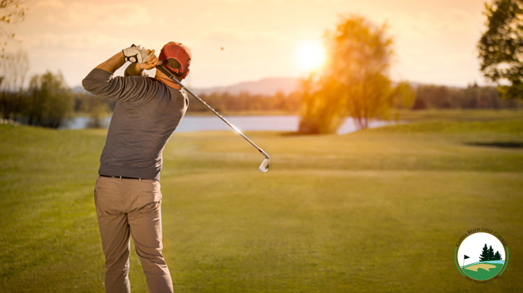 2017 Golf Season at Chena Bend Clubhouse and Golf Course