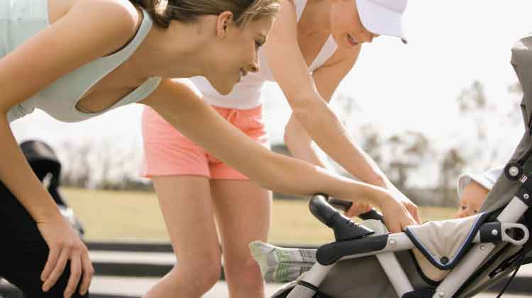 Circuit Training (Stroller Friendly)