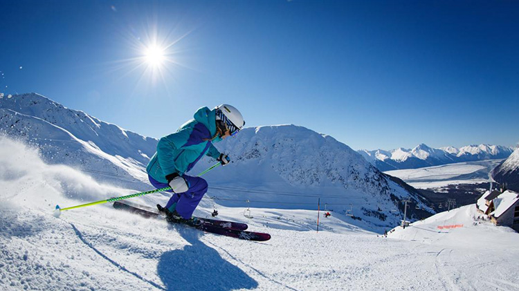 CANCELED: Alyeska & Hilltop Resorts Skiing and Cabin Weekend Expedition