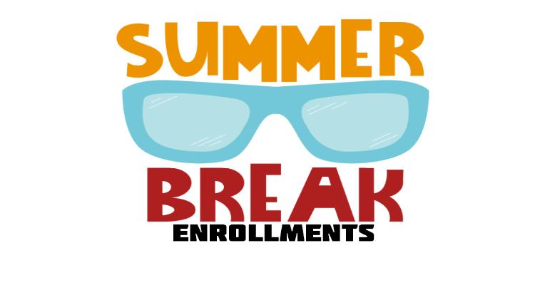 CYS Summer Program Enrollments