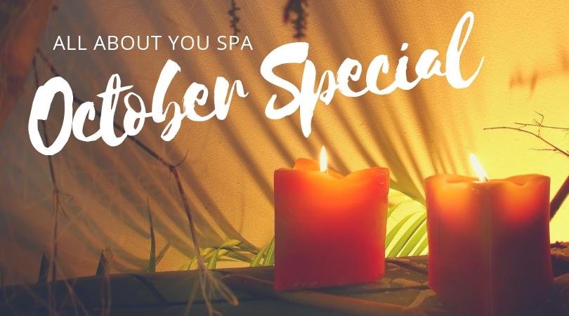 October Spa Special
