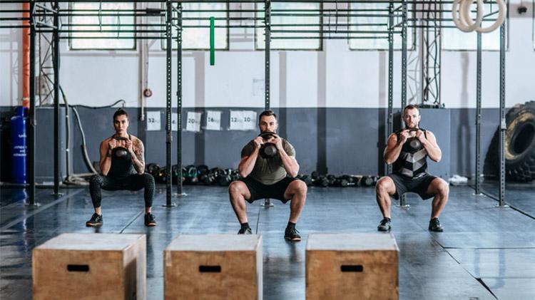Tabata Fitness Class