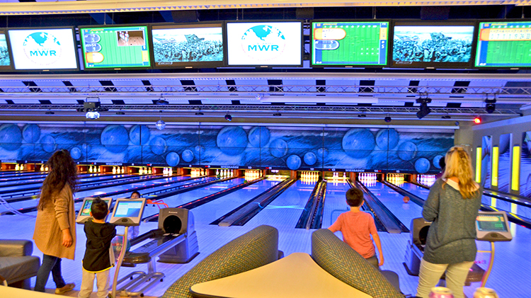 CANCELLED -- Penny-A-Pin Bowling