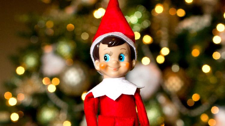 Elf on the Shelf BINGO