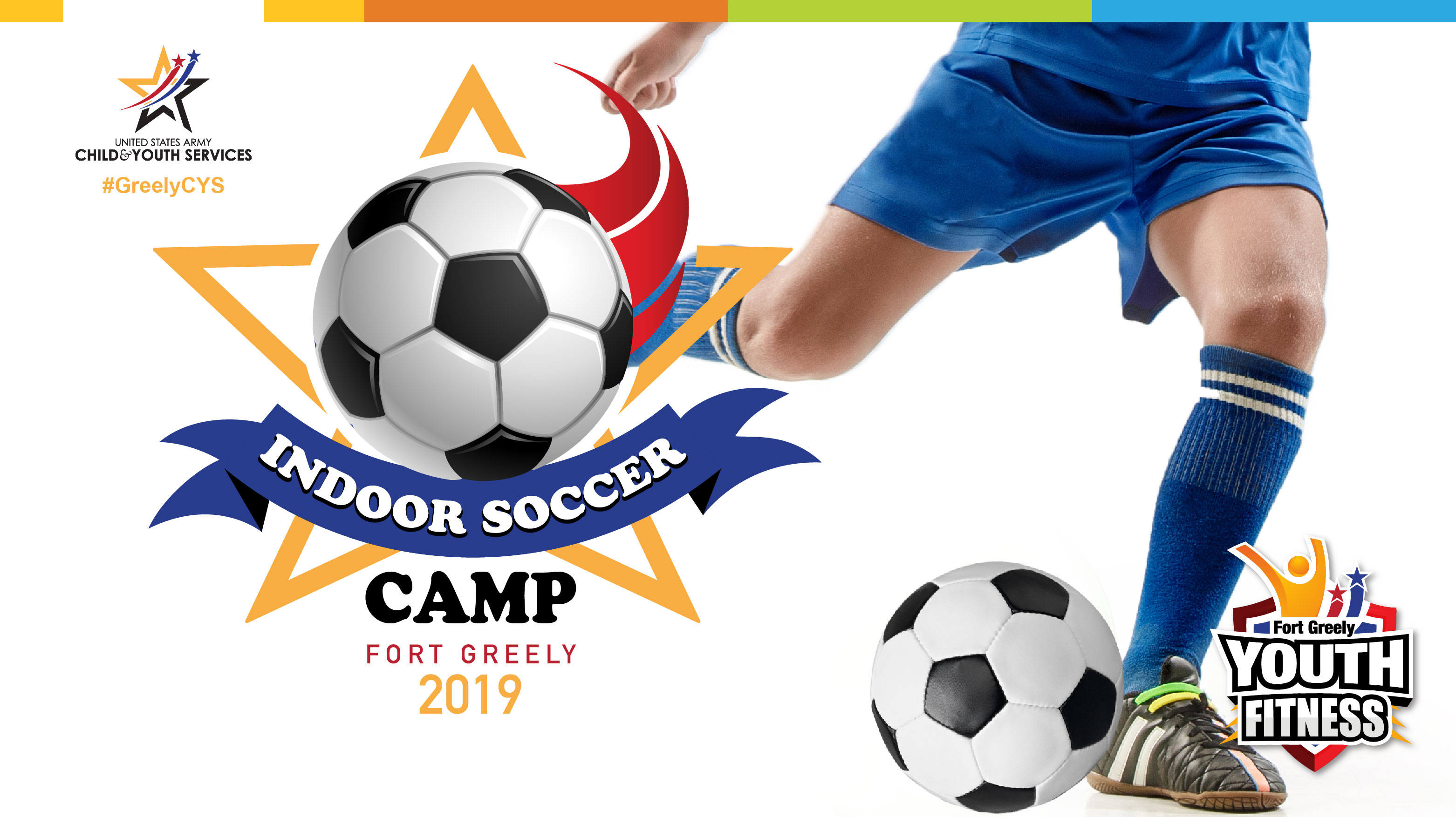 Indoor Soccer Camp