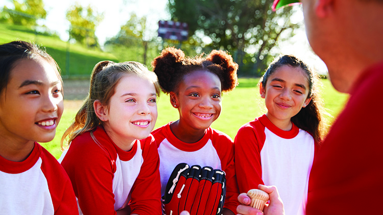 Youth Sports: Softball Registration