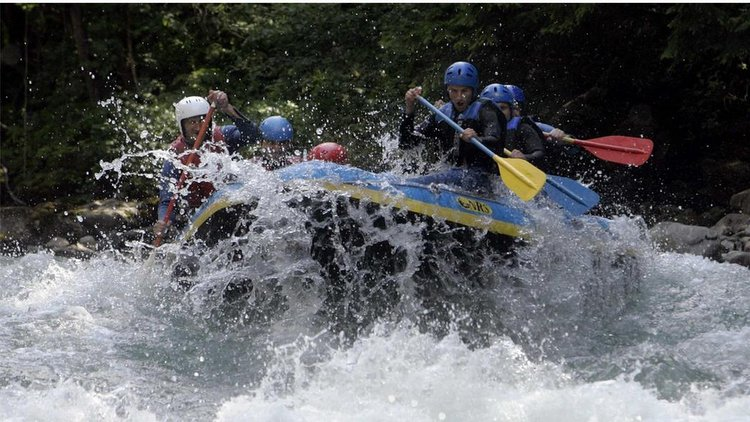 Canyoning & White Water Rafting in Austria