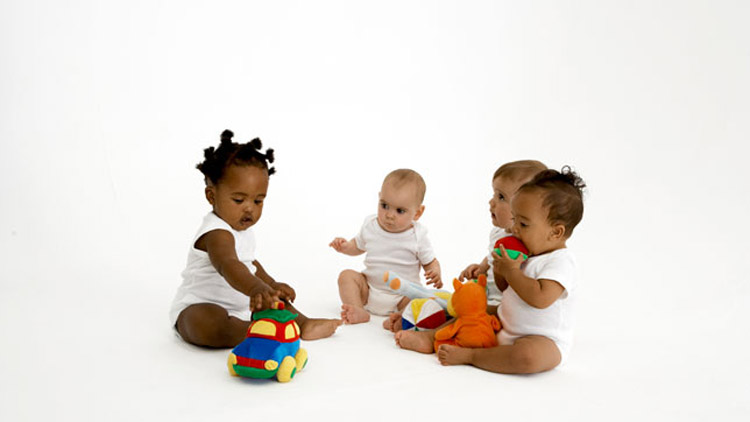 Romp 'n' Stomp and Tummy Time Playgroup