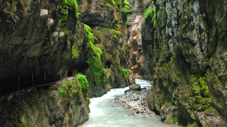 The Gorge and Pool Tour