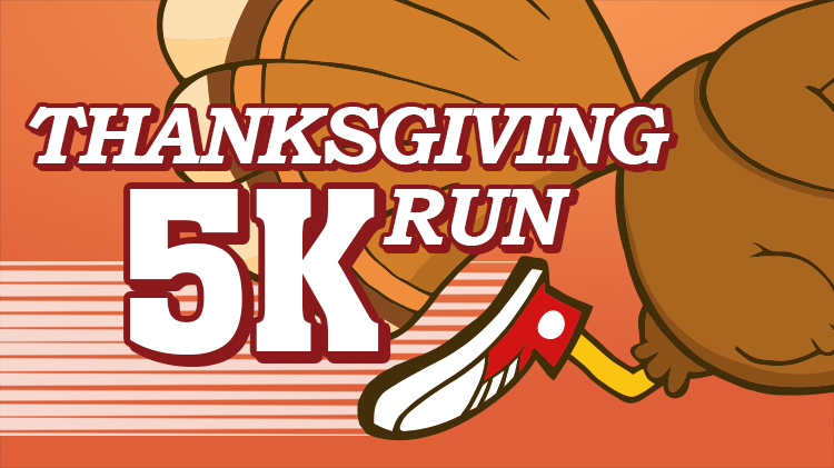Thanksgiving 5K Run