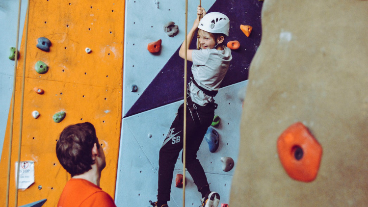 Youth Sports Rock Climbing Registration