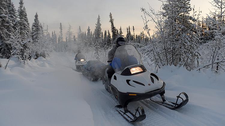 Snow Machine Safety Course