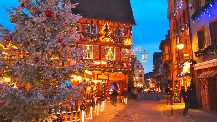 Strasbourg and Colmar Christmas Markets