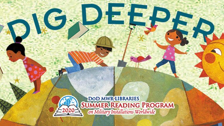 DoD-MWR 2020 Summer Reading Program