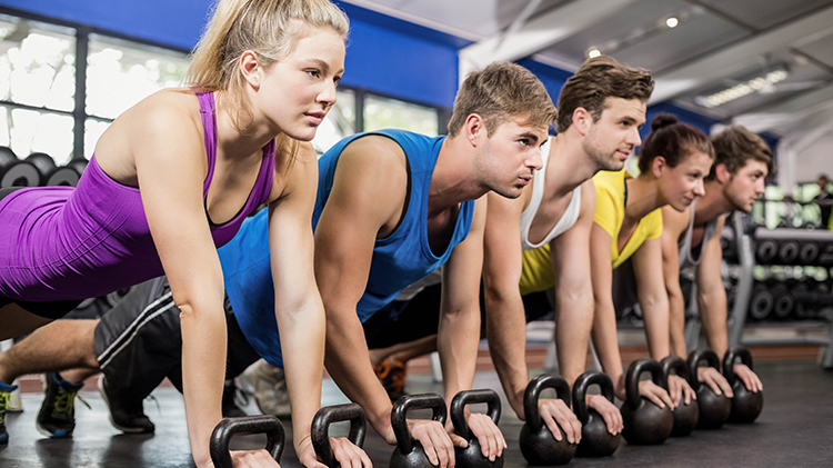 CANCELED - Functional Fitness Group Class