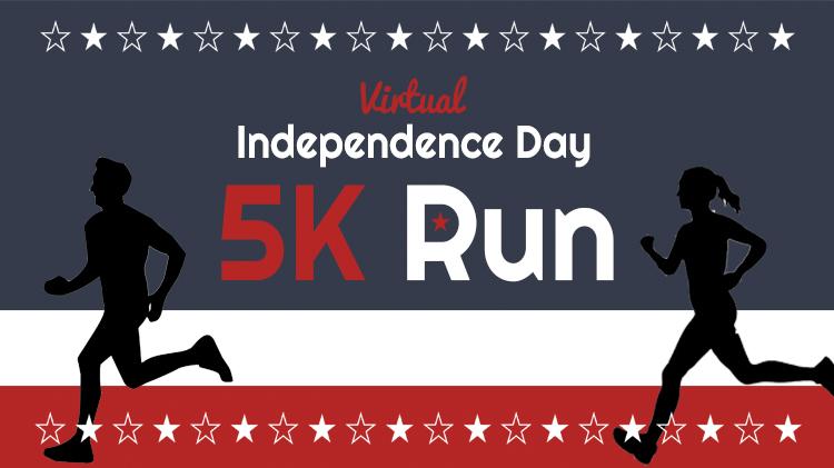 Independence Day Virtual 5K Run