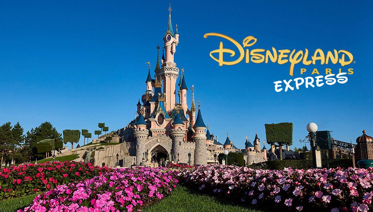 Disneyland Paris, France Express Trip