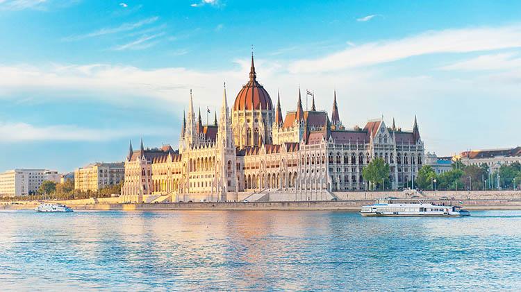 Budapest Express Tour **Canceled**