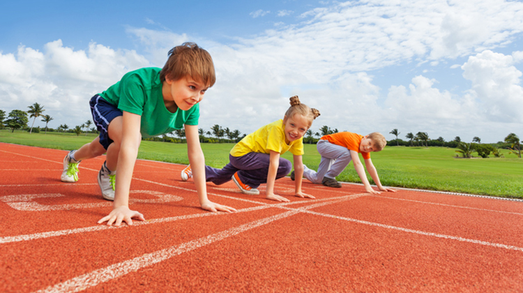 Youth Sports: Track & Field Registration