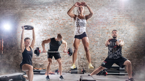 Core and HIIT
