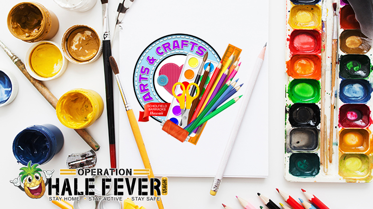 Schofield Arts and Crafts Virtual Events