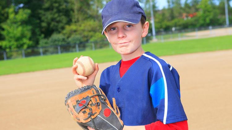 Youth Sports: Baseball Registration