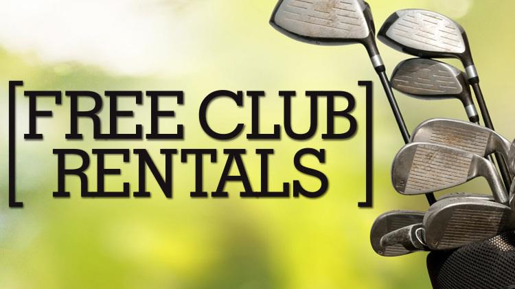 Free Club Rental
