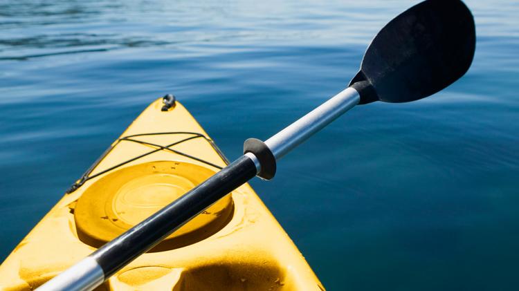 Pottenstein White Water Kayaking