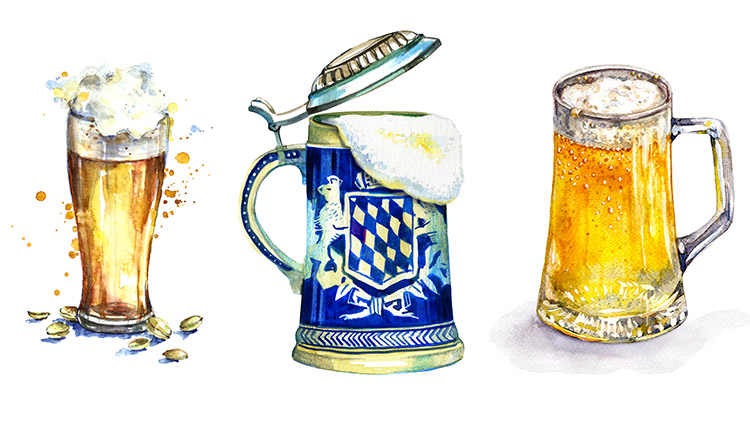 Beer & Brushes