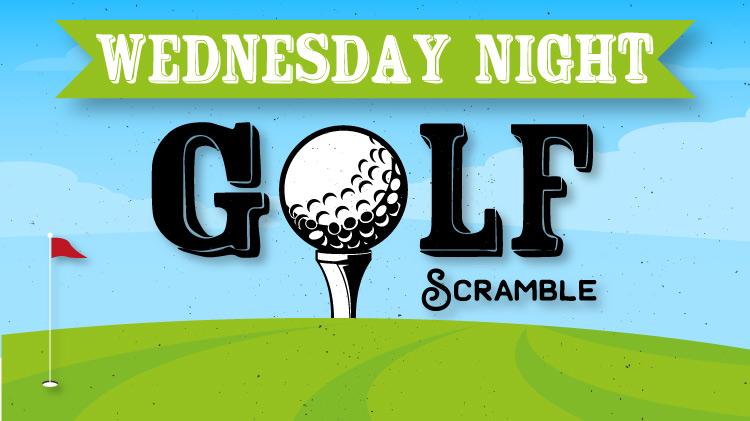Wednesday Night Golf Scramble