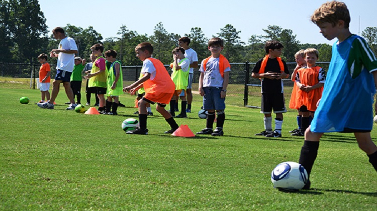 Fall Soccer Registration Ages 6-12