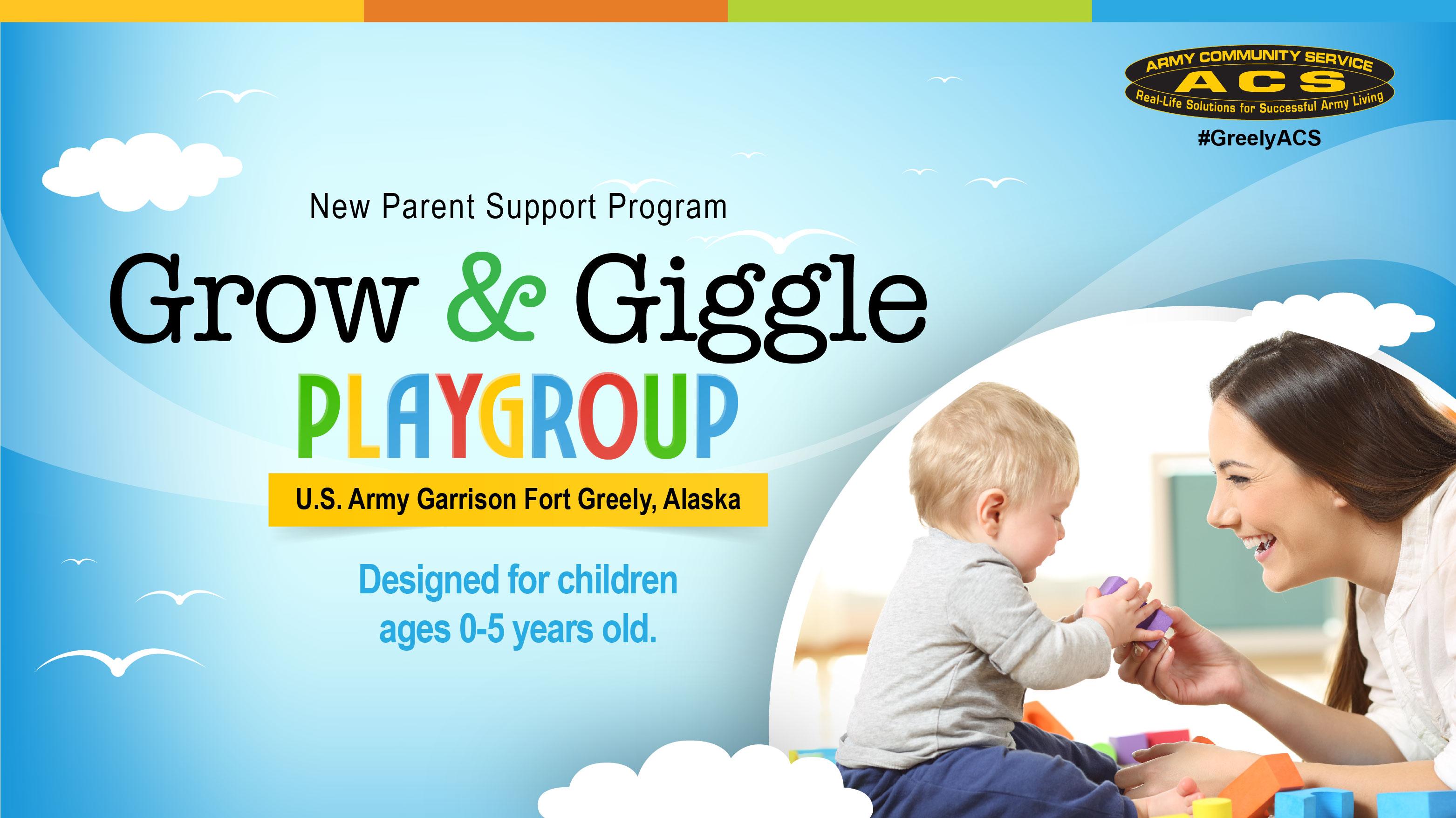 Grow & Giggle Playgroup