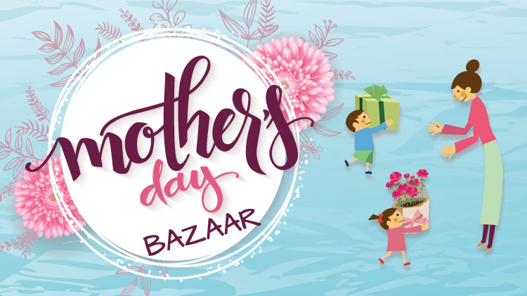 Mother's Day Mini Bazaar