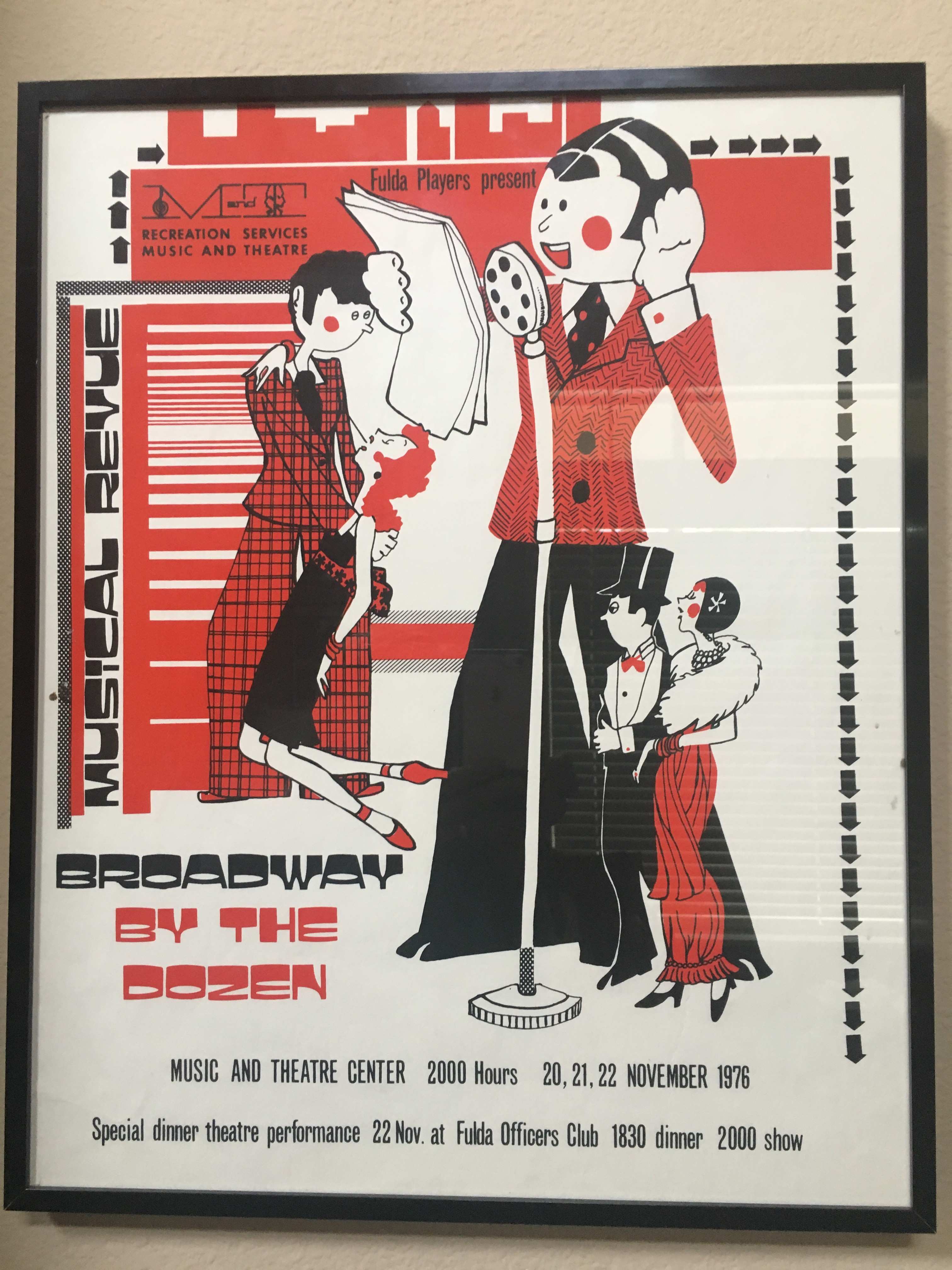 Broadway by the Dozen. Fulda, 1976.JPG