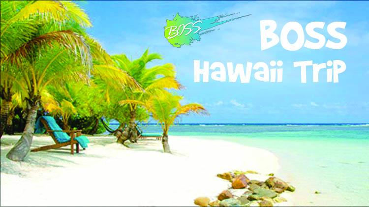 B.O.S.S. Hawaii Vacation