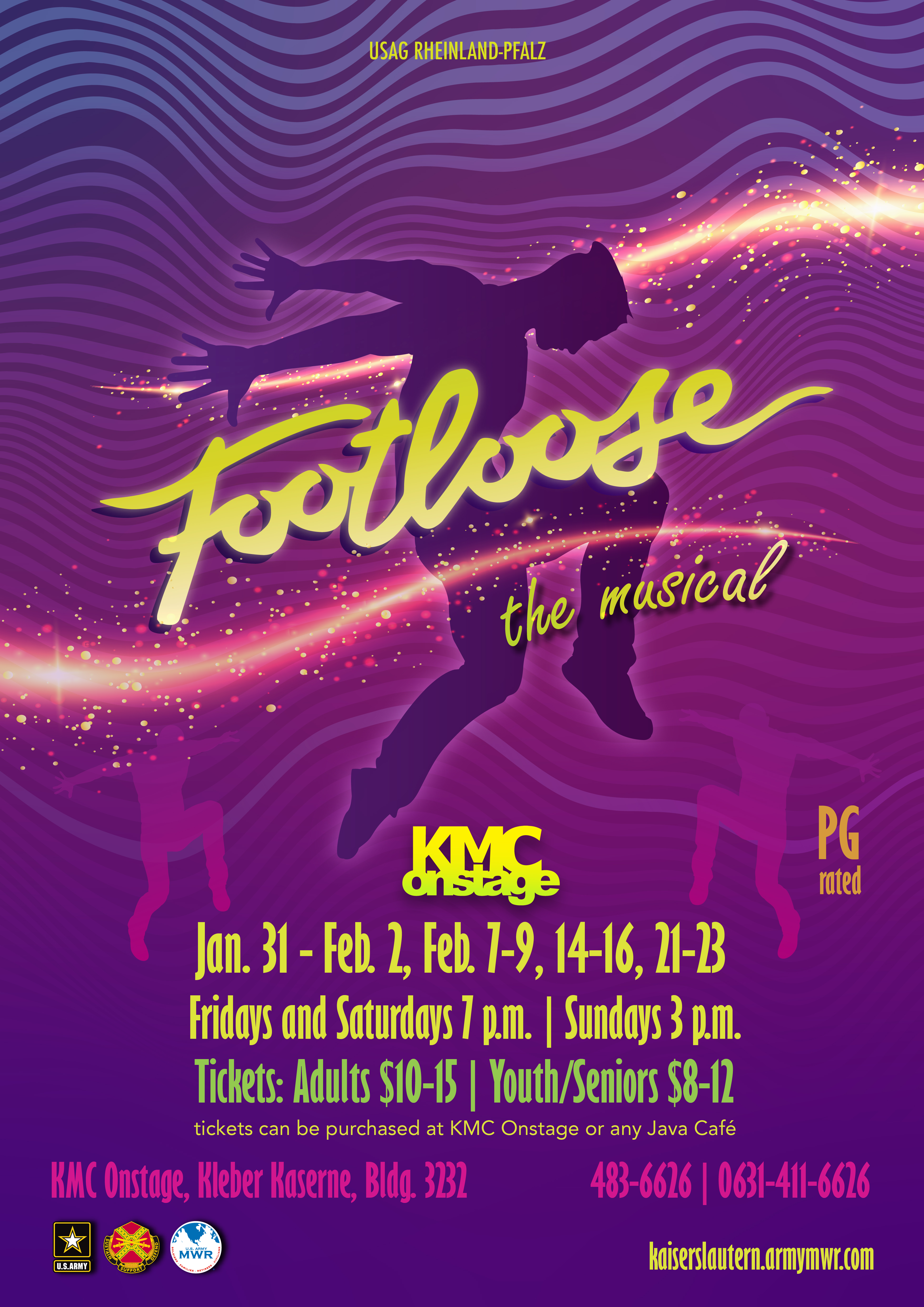 KL KMC Onstage Footloose Poster Dec 2019.jpg