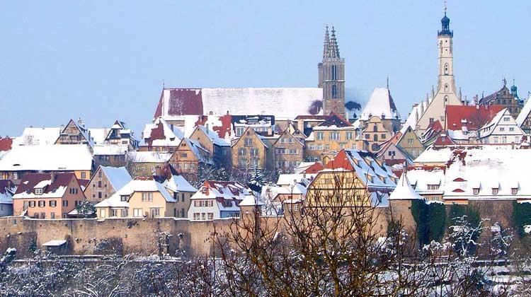 Rothenburg ob der Tauber Xmas
