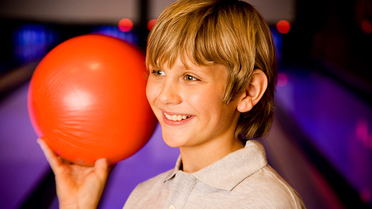 Youth Learn to Bowl Camp