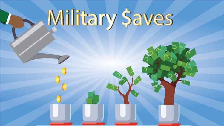 Celebrate Military Saves Week