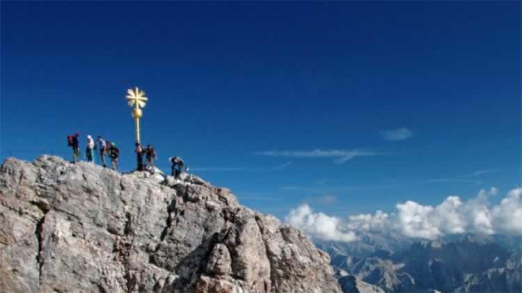 Conquer the Zugspitze: Stopelsteig