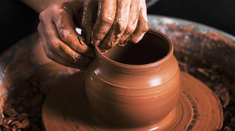 DIY Ceramic Vase Summer Sale