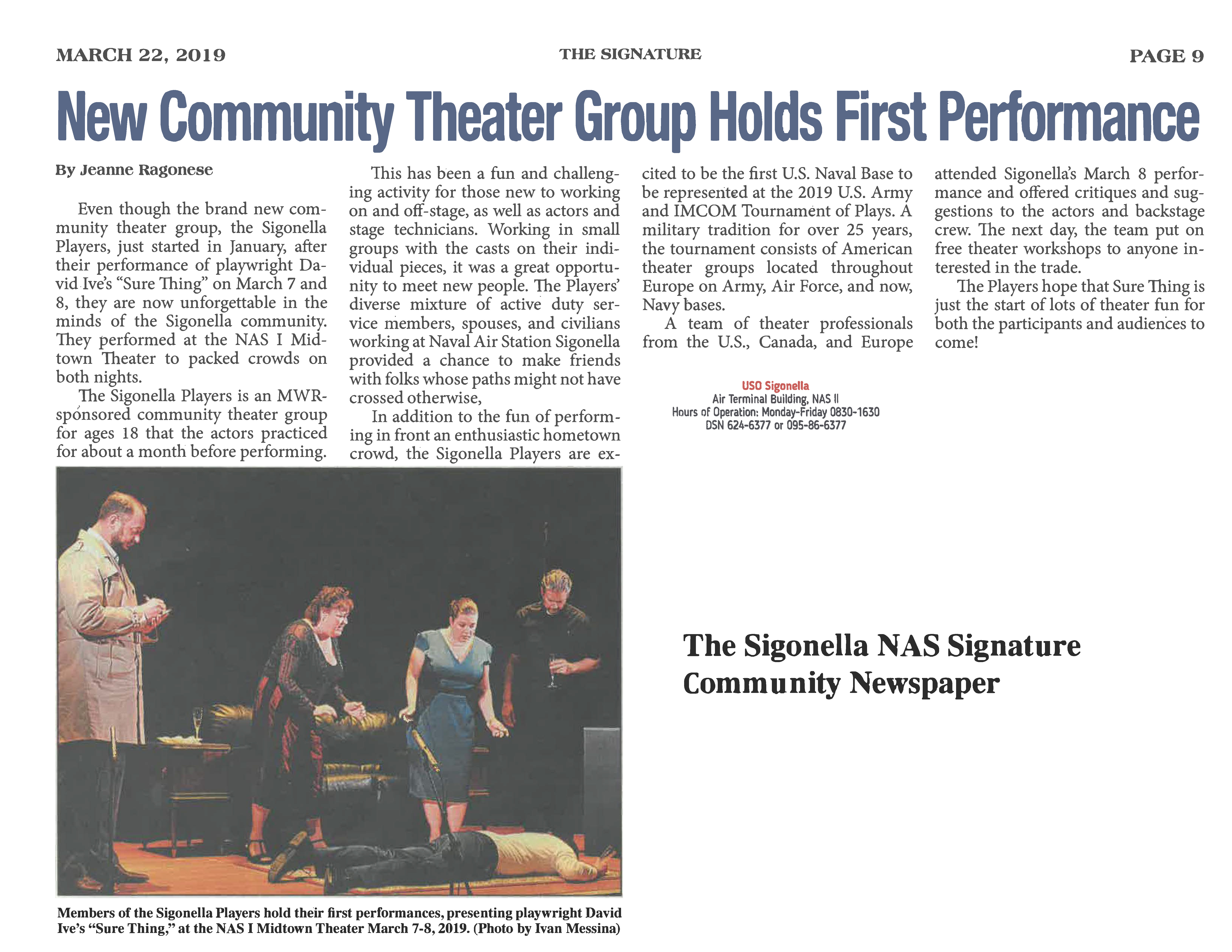 News Article - Sigonella Players.jpg