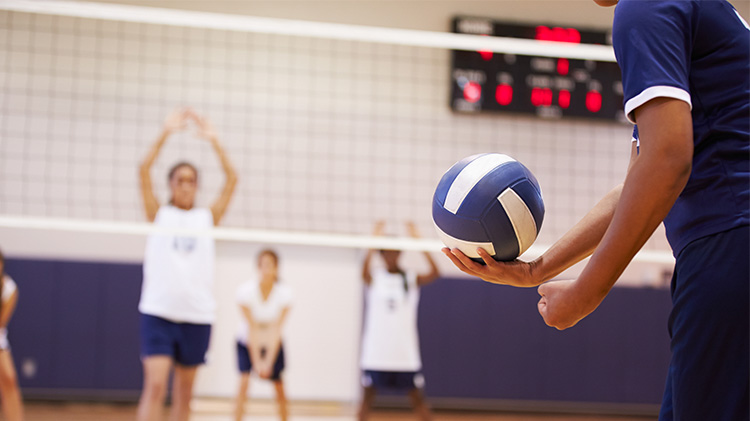 Youth Sports Volleyball Registration