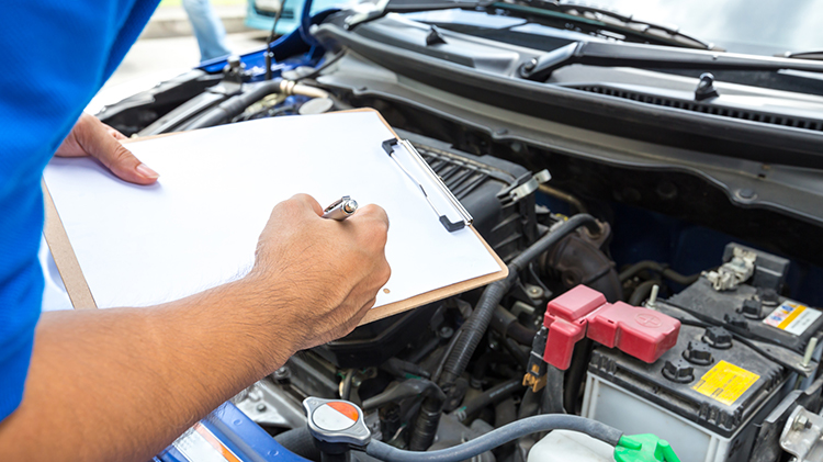 Vehicle Winter Inspection Checks