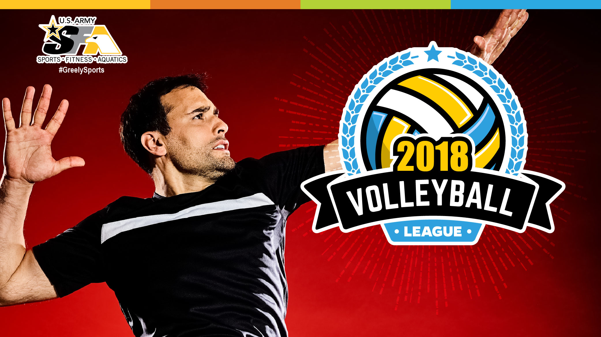 Volleyball League 2018