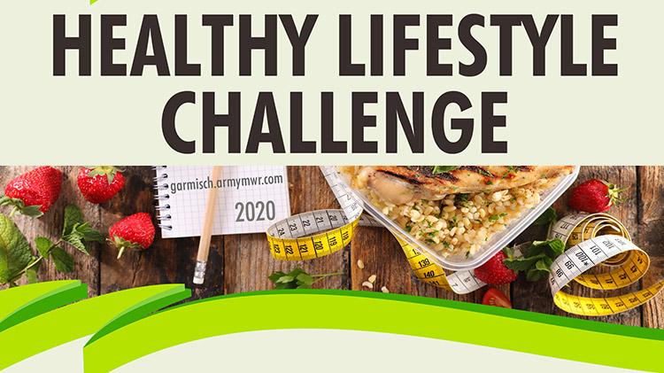 Healthy Lifestyle Challenge - ACTIVITY