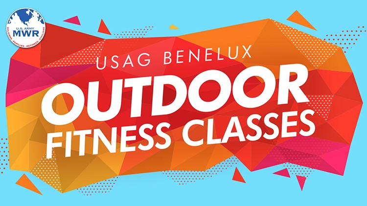 Brussels Outdoor Fitness Center Classes