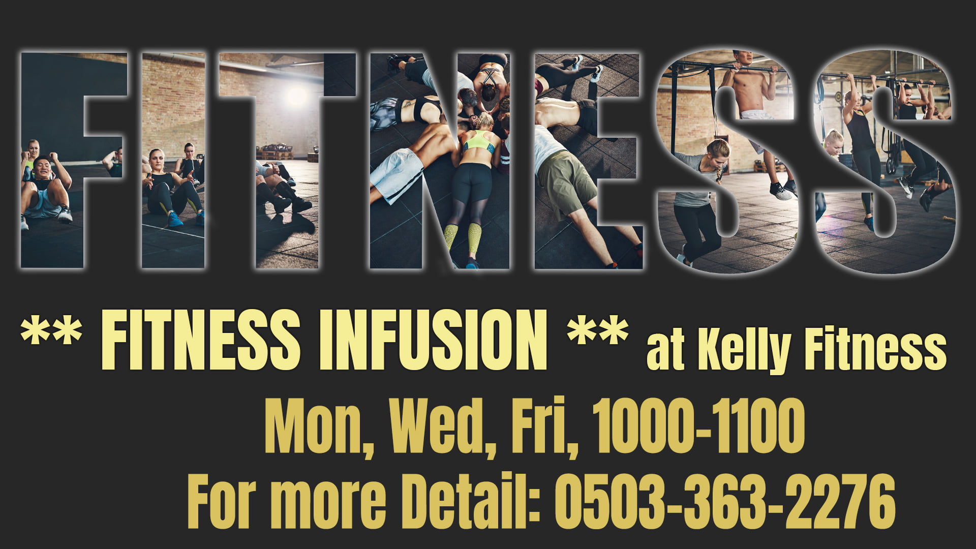 Fitness Infusion